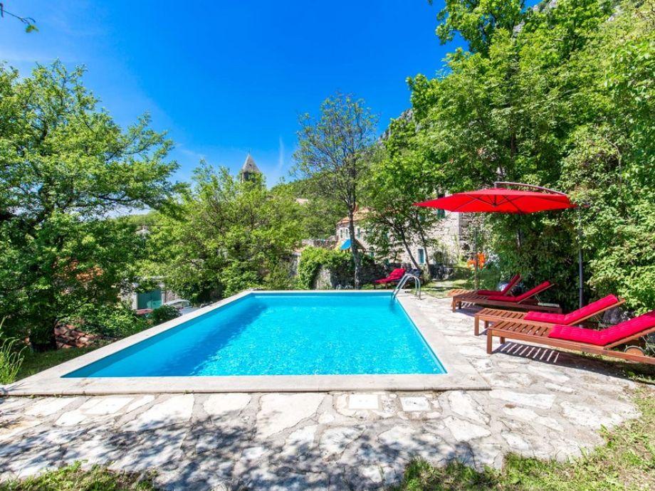 Außenaufnahme Villa Belga