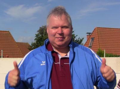 Ihr Gastgeber Thomas Klapötke