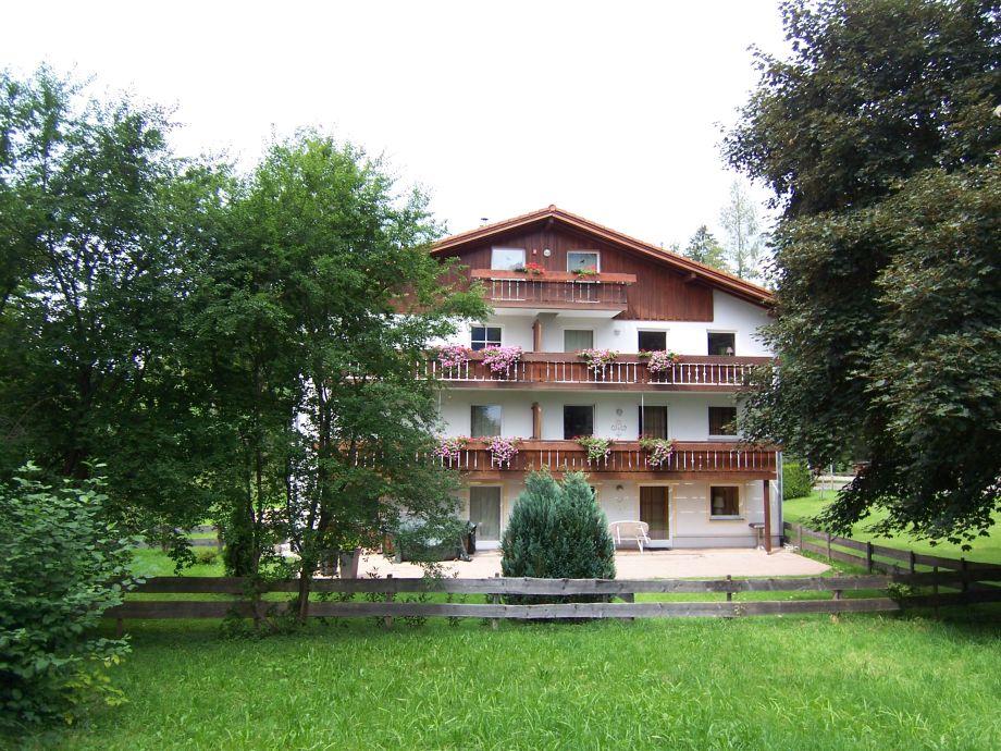 Außenaufnahme Haus am Mühlbach