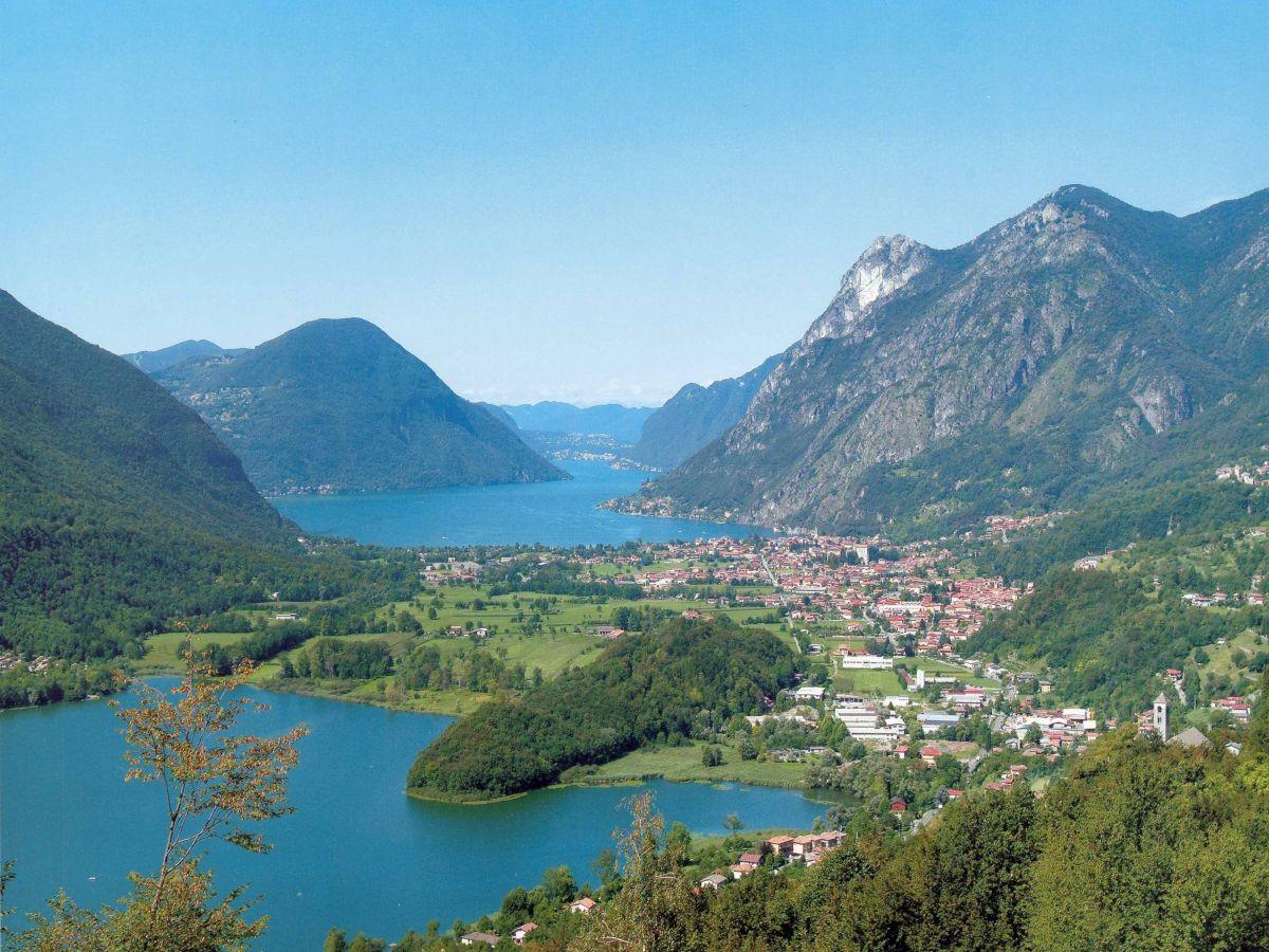 Apartment casa lago luganersee italien frau bettina for Lotti in piano casa fronte lago