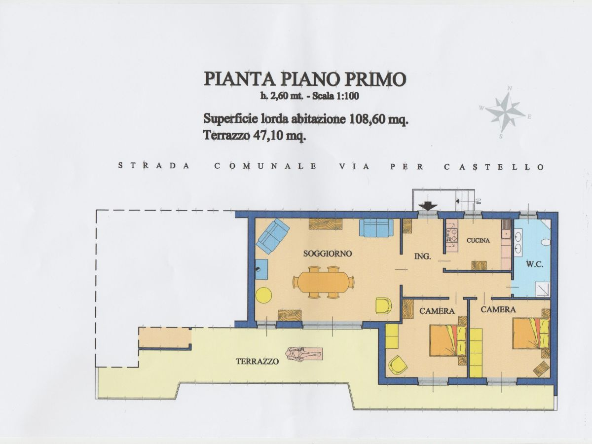 Apartment CASA LAGO, Valsolda, Frau Bettina Landsittel