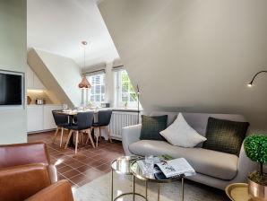 """55 m²-Ferienwohnung """"Sönshörn Suite"""" in bester Wattnähe"""