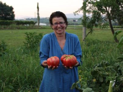 Ihr Gastgeber Annemarie Gutbrod