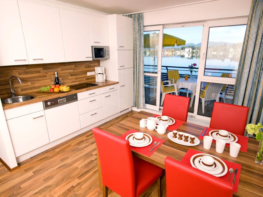 ferienwohnung rutar 2 in der ferienregion klopeiner see. Black Bedroom Furniture Sets. Home Design Ideas
