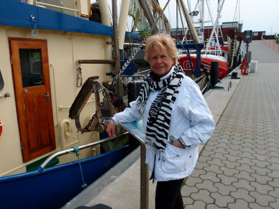 Ihr Gastgeber Annegret Bültmann