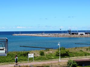 Ferienwohnung Strandwohnung Glowe + Meerblick