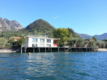 Ferienwohnung Penthouse Lago d'Iseo