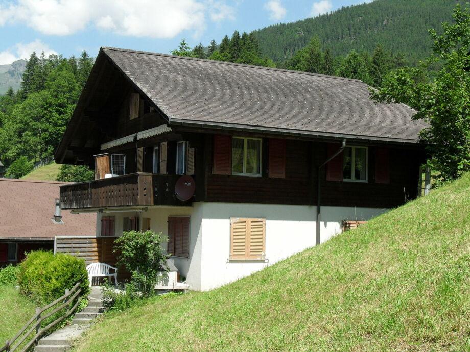 Außenaufnahme Grindelwald 71