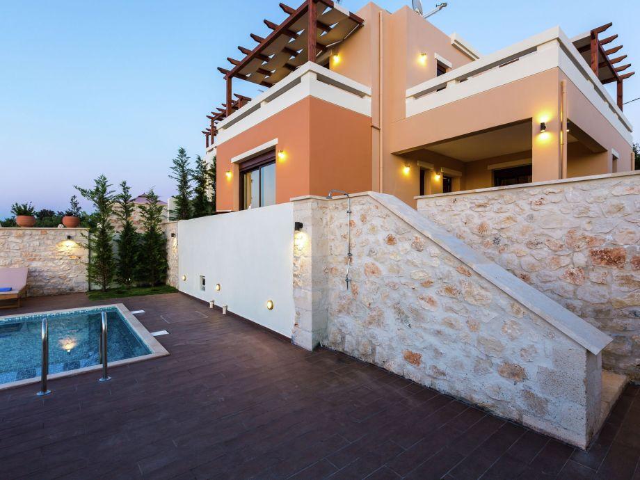 Außenaufnahme Villa Fani