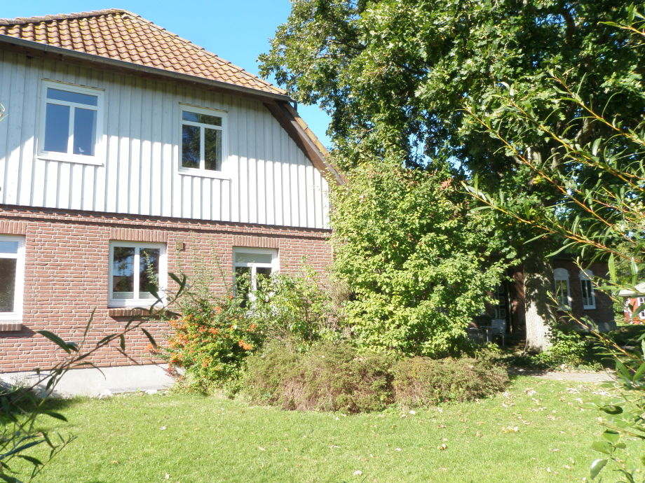 Ferienhaus Dörpshus mit Ferienwohnung