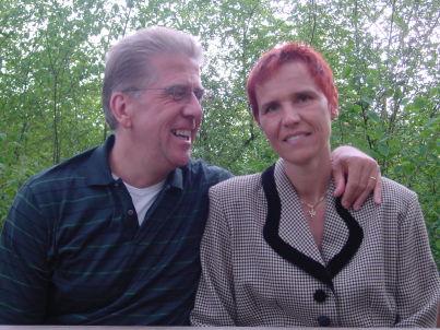 Ihr Gastgeber Fredy und Sonja Walser