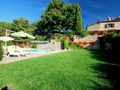Villa Colle Castellina in Chianti