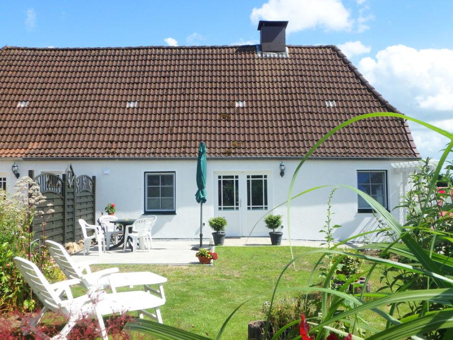 """Ferienhaus """"Sommerland"""" am schönen Ostseefjord Schlei"""