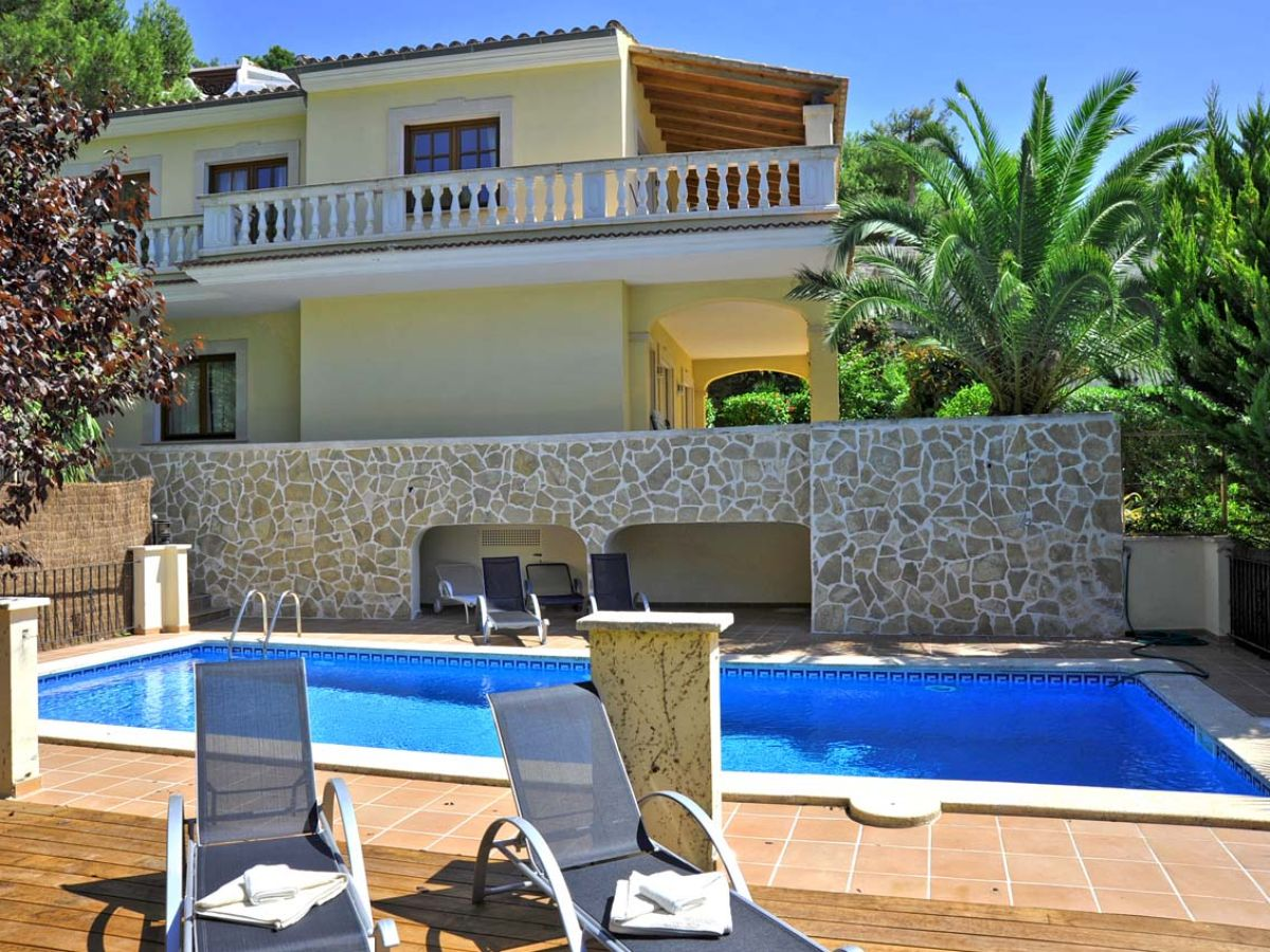 Ferienhaus mit pool 4x11m id 2342 mallorca s den - Formentera ferienhaus mit pool ...