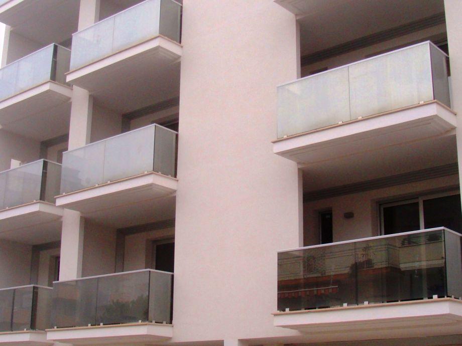 Außenaufnahme Torre Nove Venti