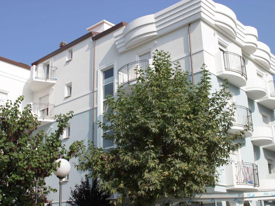 Außenaufnahme Residence Mare