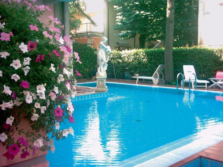 Außenaufnahme Villa Lidia