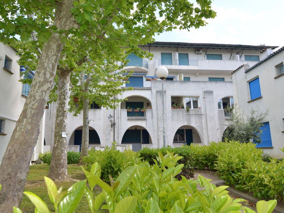 Außenaufnahme Appartamenti Magnolia