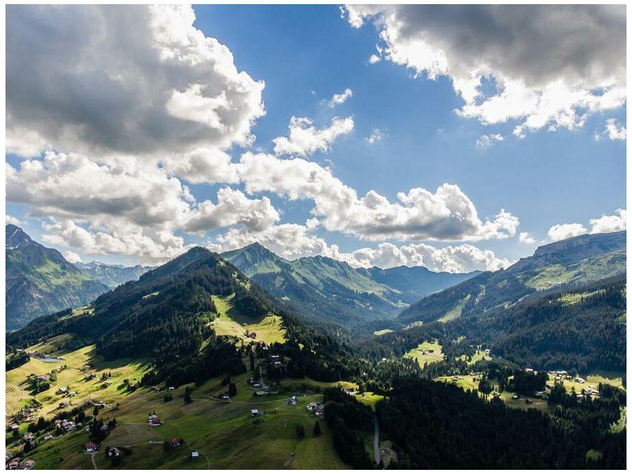Kleinwalsertal Panorama
