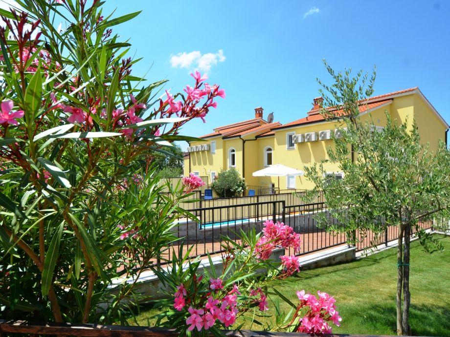 Villa Gustavo mit eigenem Pool