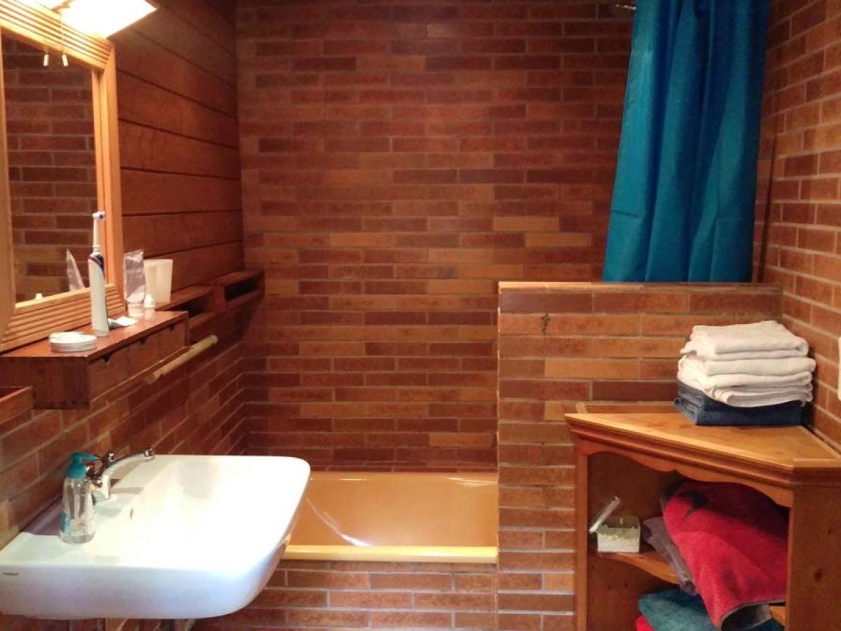 Badezimmer Toilette Separat  und Kochplatten Badezimmer plus separate