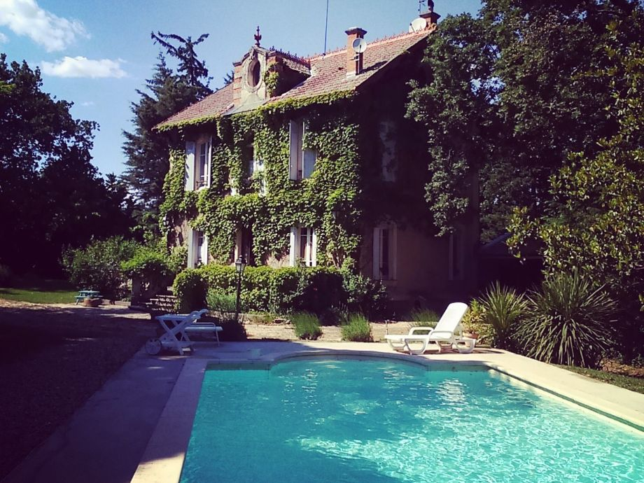 Ferienhaus Cocol mit Pool