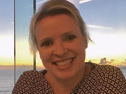 Your host Anne Stusch