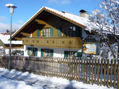 Staffelsee im Gästehaus Grasleit'n