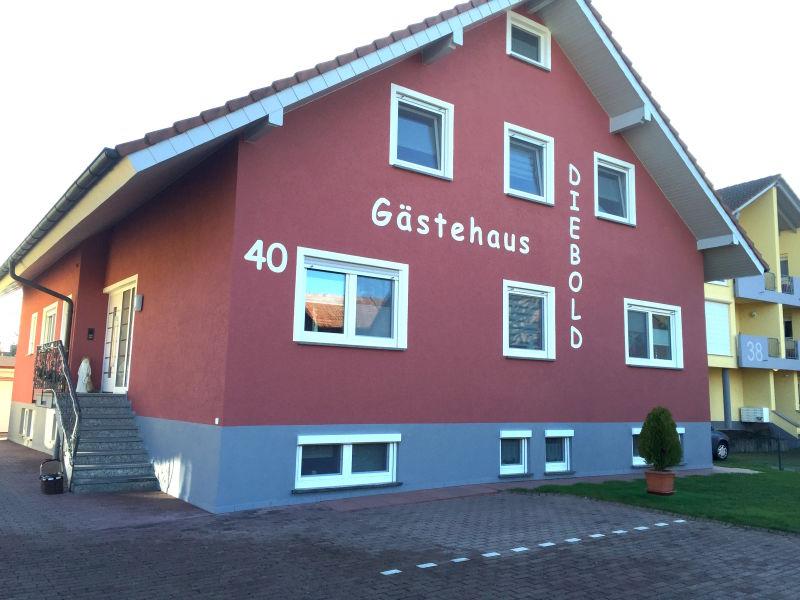 Gästehaus Alwin Diebold