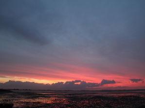 Ferienwohnung Sunset-Sonnenuntergang