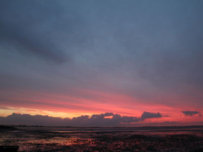 Sunset-Sonnenuntergang
