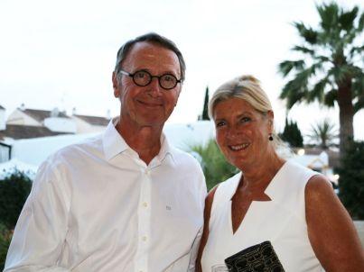 Ihr Gastgeber Nanny und Ad van Vliet