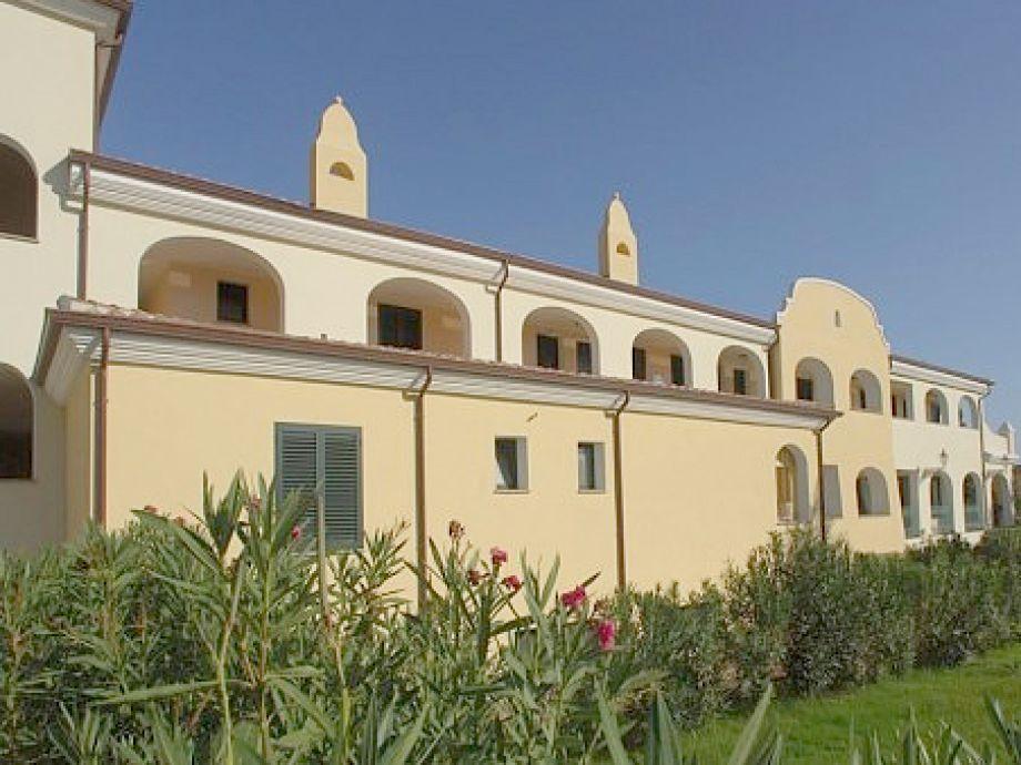 Außenaufnahme Residence Il Borgo 1