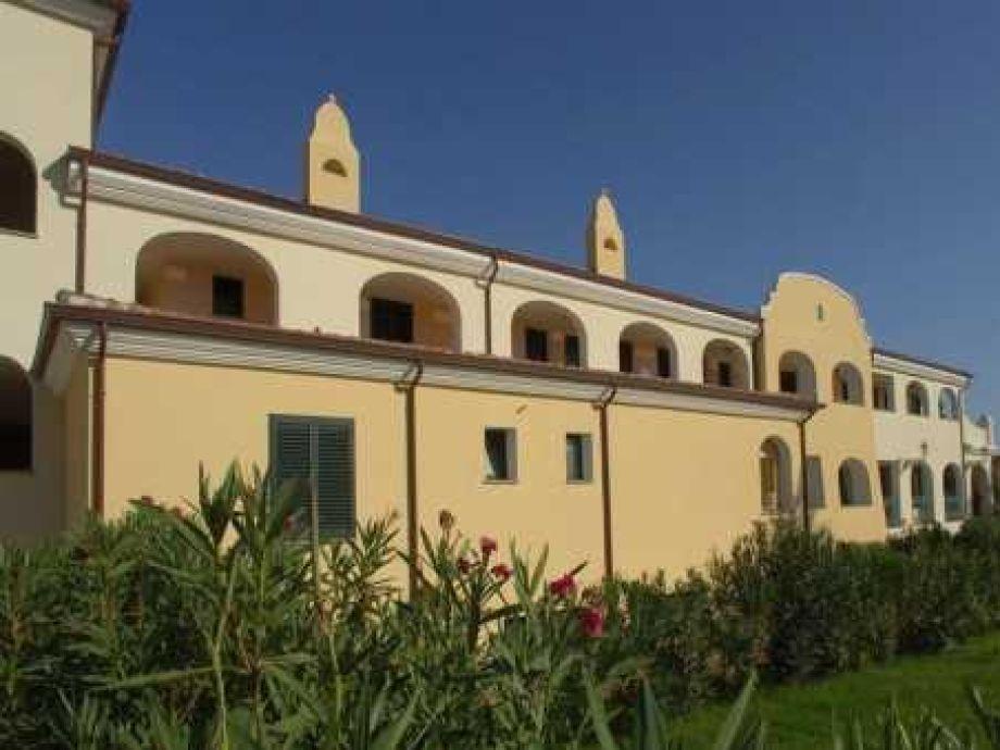 Außenaufnahme Residence Il Borgo 2