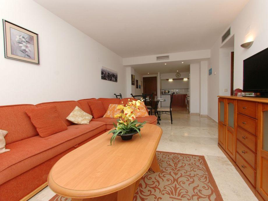 Снять апартаменты в испании у моря booking