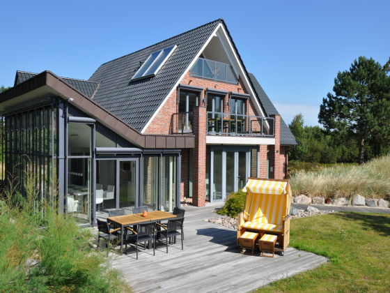 ferienhaus das traumhaus in den d nen st peter ording an. Black Bedroom Furniture Sets. Home Design Ideas