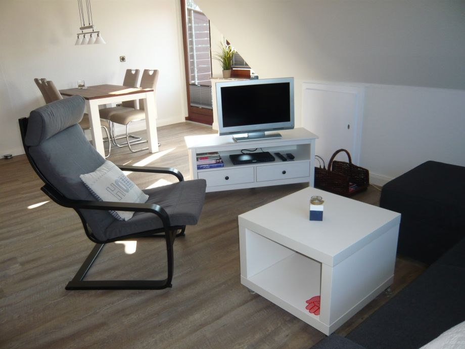Ausstattung Sandbank im Haus Büsum & Meer