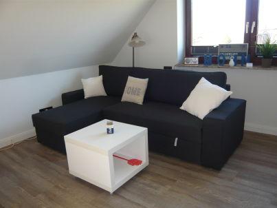 Sandbank im Haus Büsum & Meer