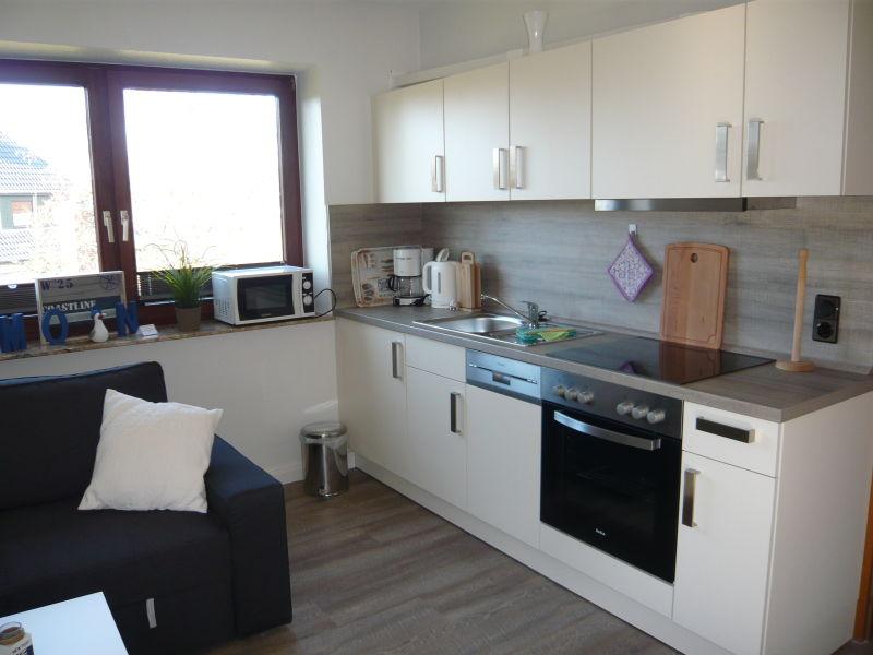 Ferienwohnung Sandbank im Haus Büsum & Meer