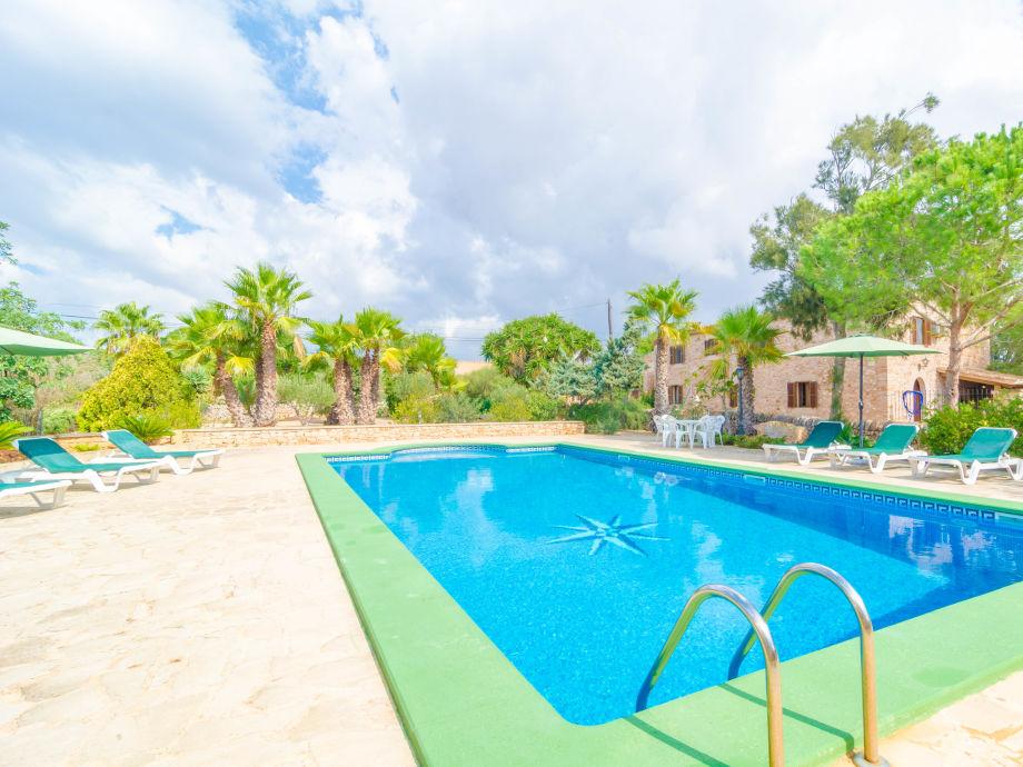 Villa Cova des Molí mit Pool