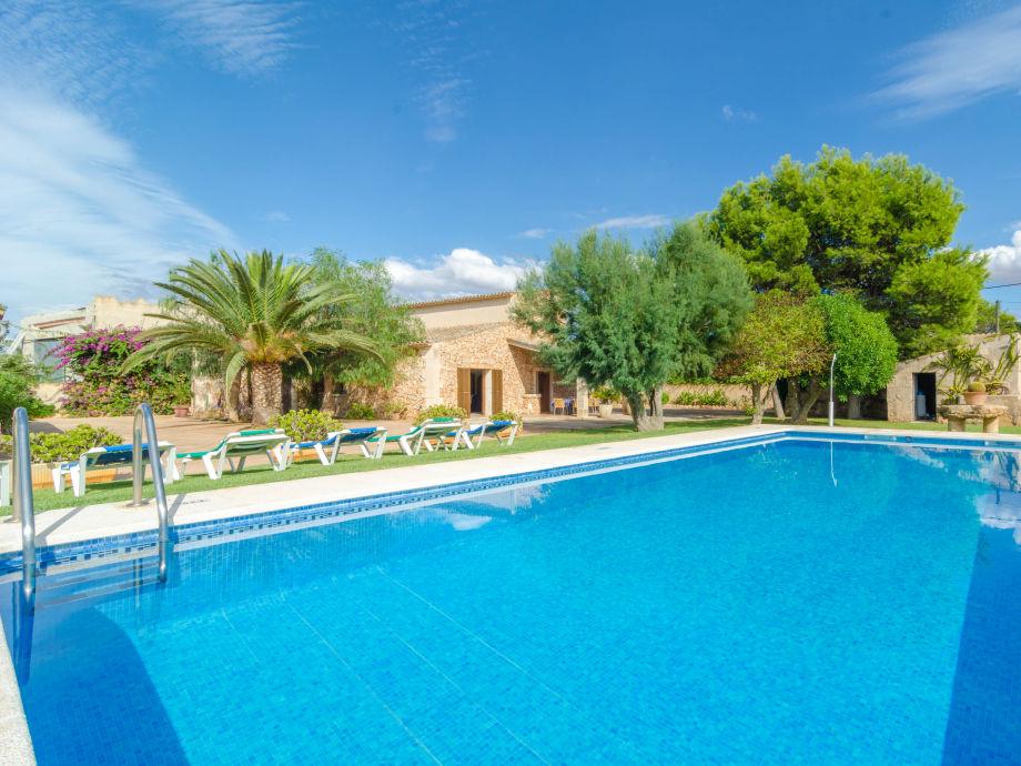 Villa Alga Marina mit Pool