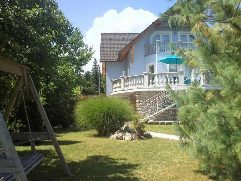 Holiday apartment Villa Blaue Burg