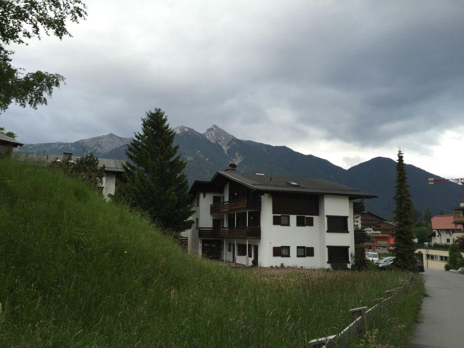 Westansicht Haus Panorama