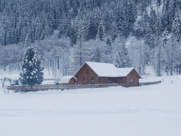 Chalet Murtalhütte