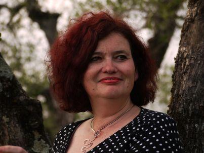 Your host Angelika Meisborn