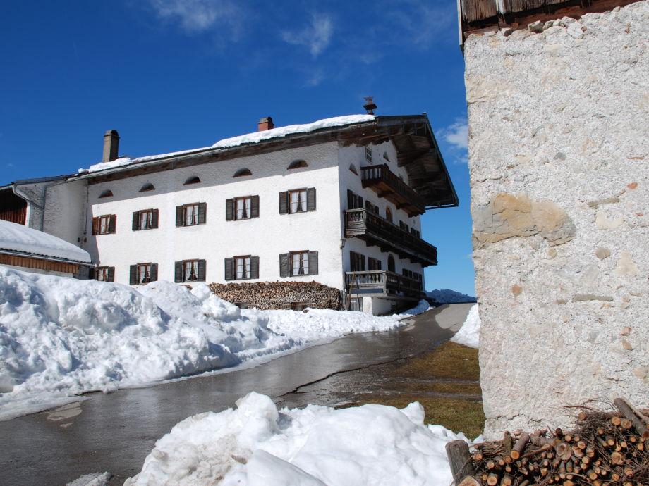 """Außenaufnahme """"Landhaus Boider-Hof"""""""
