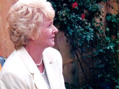 Your host Regina Höhne