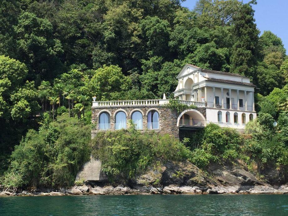 "Ansicht der ""Villa La Splendida"""