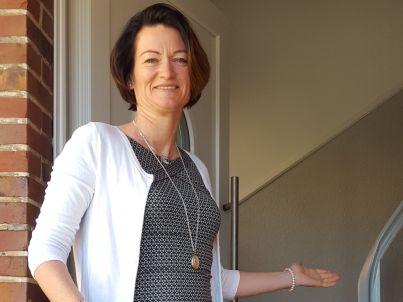 Ihr Gastgeber Silvia Eertmoed
