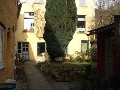 Nizzawohnung im Altstadthaus